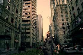 city zombie